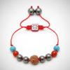 Rudraksha seeds bracelet