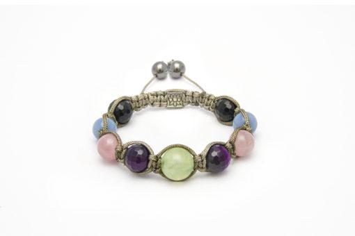 gemstone therapy bracelet