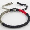 Shaman lucky rope bracelet