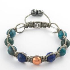 Uplifting health bracelet